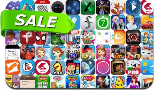 iPhone & iPad App Price Drops - May 15, 2015