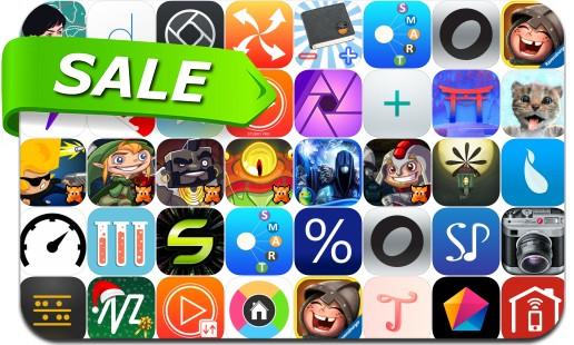 iPhone & iPad App Price Drops - December 18, 2017