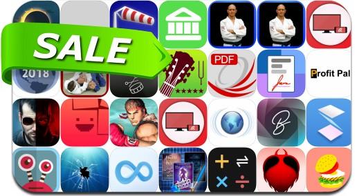 iPhone & iPad App Price Drops - July 3, 2018