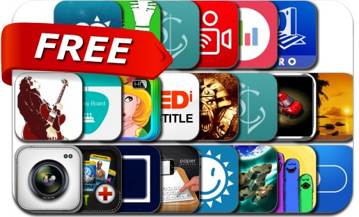 iPhone & iPad Apps Gone Free - June 10, 2014