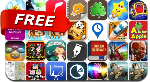 iPhone & iPad Apps Gone Free - April 5, 2014