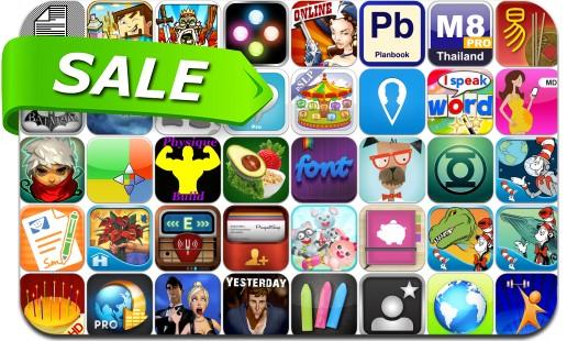 iPhone & iPad App Price Drops - May 7