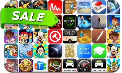 iPhone & iPad App Price Drops - August 21, 2014
