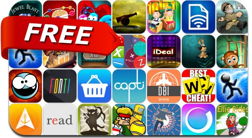 iPhone & iPad Apps Gone Free - November 7, 2014