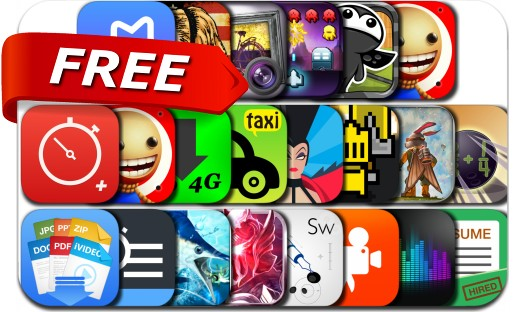 iPhone & iPad Apps Gone Free - October 1, 2015