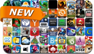 Newly Released iPhone and iPad Apps - November 22