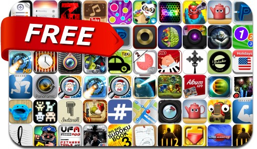 iPhone & iPad Apps Gone Free - July 4