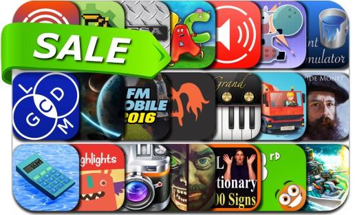 iPhone & iPad App Price Drops - June 10, 2016