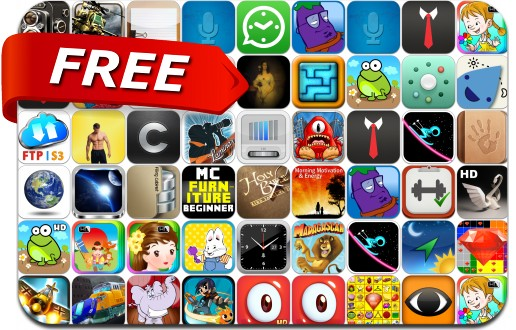 iPhone & iPad Apps Gone Free - May 16