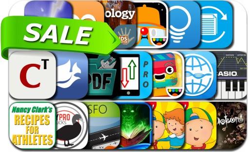 iPhone & iPad App Price Drops - December 7, 2015