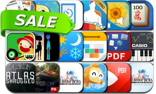 iPhone & iPad App Price Drops - August 4, 2015