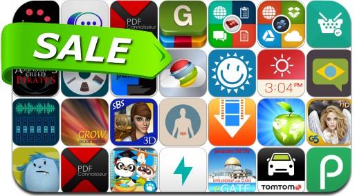 iPhone & iPad App Price Drops - March 31, 2014