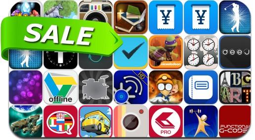 iPhone & iPad App Price Drops - April 13, 2015