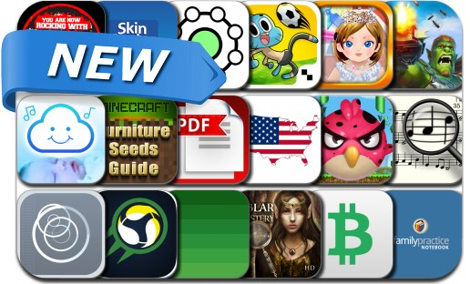 Newly Released iPhone & iPad Apps - June 16, 2014