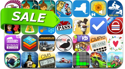 iPhone & iPad App Price Drops - March 3, 2016