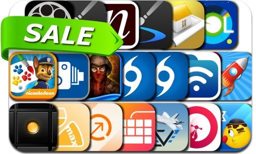 iPhone & iPad App Price Drops - October 7, 2016