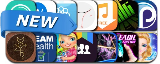Newly Released iPhone & iPad Apps - June 11, 2015