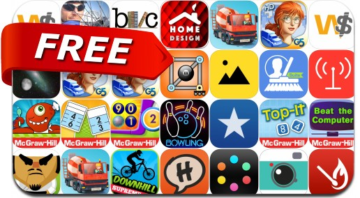 iPhone & iPad Apps Gone Free - June 24, 2015