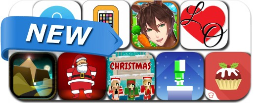 Newly Released iPhone & iPad Apps - December 12, 2016