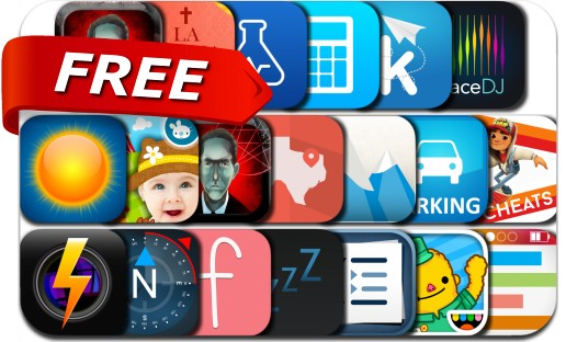 iPhone & iPad Apps Gone Free - June 23, 2015