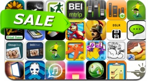 iPhone and iPad Apps Price Drops - January 20