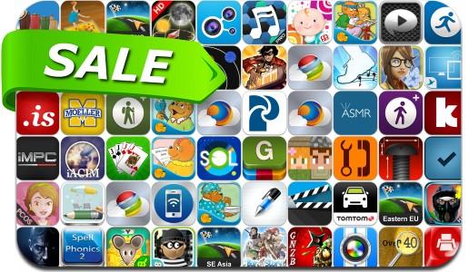 iPhone & iPad App Price Drops - October 4