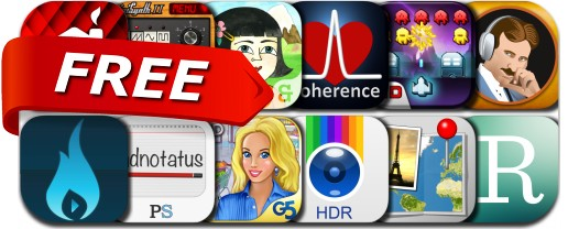 iPhone & iPad Apps Gone Free - July 28, 2015