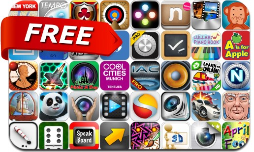 iPhone & iPad Apps Gone Free - July 13