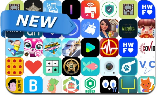 Newly Released iPhone & iPad Apps - April 6, 2020