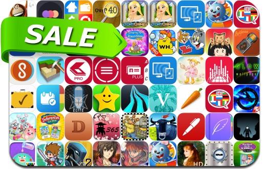 iPhone & iPad App Price Drops - September 9, 2015