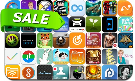 iPhone & iPad App Price Drops - February 21, 2015