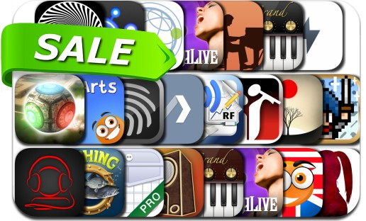 iPhone & iPad App Price Drops - July 22, 2016