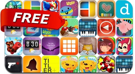 iPhone & iPad Apps Gone Free - September 25