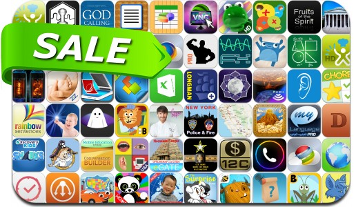 iPhone & iPad App Price Drops - April 1, 2014