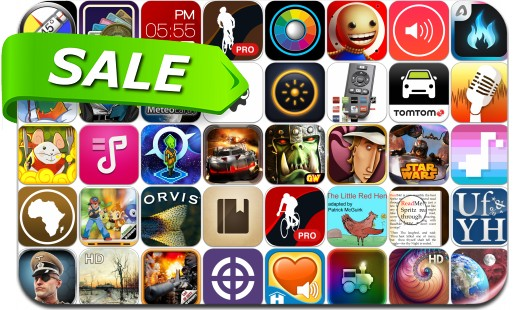 iPhone & iPad App Price Drops - June 14, 2014