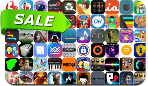 iPhone & iPad App Price Drops - April 2, 2020