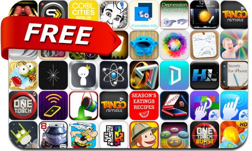 iPhone & iPad Apps Gone Free - October 17