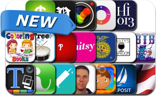 Newly Released iPhone & iPad Apps - April 29