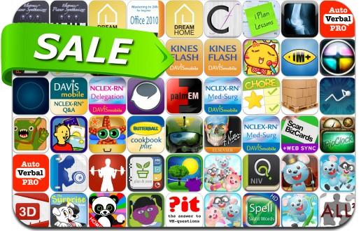 iPhone & iPad App Price Drops - April 2