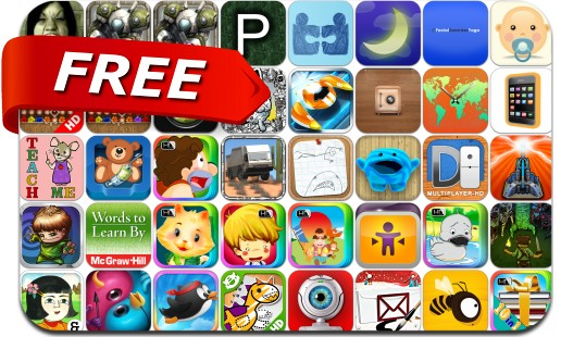 iPhone & iPad Apps Gone Free - April 25
