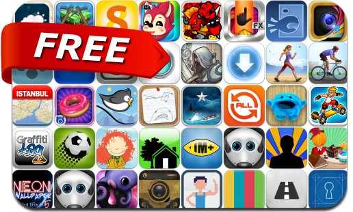 iPhone & iPad Apps Gone Free - September 19