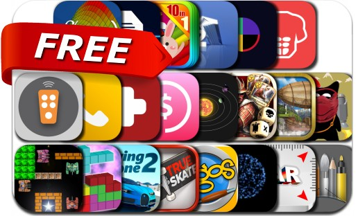 iPhone & iPad Apps Gone Free - July 7, 2018