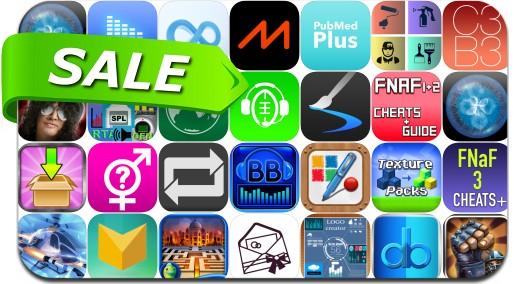 iPhone & iPad App Price Drops - September 20, 2015