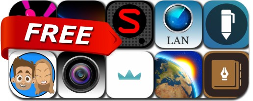 iPhone & iPad Apps Gone Free - May 22, 2017