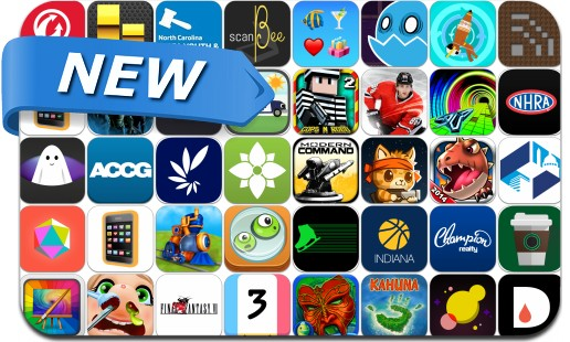 Newly Released iPhone & iPad Apps - February 7, 2014
