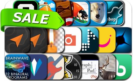 iPhone & iPad App Price Drops - June 6, 2016