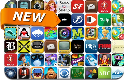 Newly Released iPhone & iPad Apps - March 15
