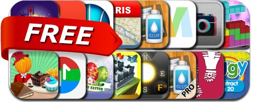iPhone & iPad Apps Gone Free - April 6, 2015