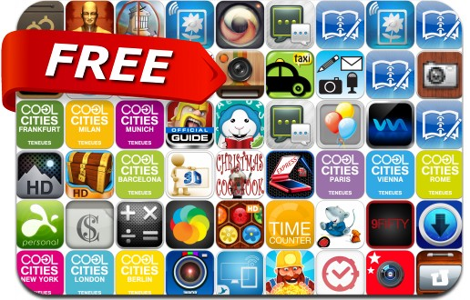 iPhone & iPad Apps Gone Free - July 28