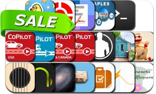 iPhone & iPad App Price Drops - January 3, 2018